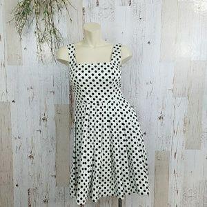 👗Betsey Johnson Polka Dot dress